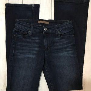 Women's medium/dark wash Joe's Jeans